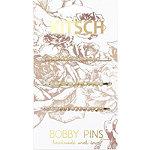 Beaded Bobby Pins