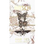 Secret Garden Charm Hair Ties