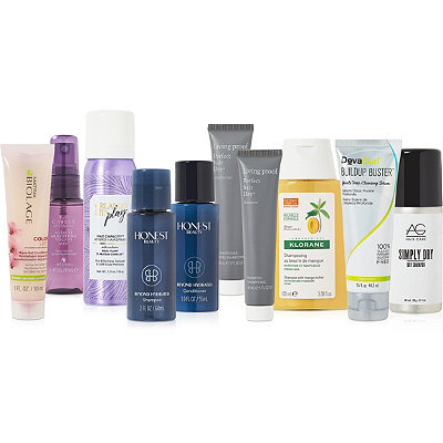 Receive a free 10- piece bonus gift with your $40 Salon Professional or Prestige Hair purchase