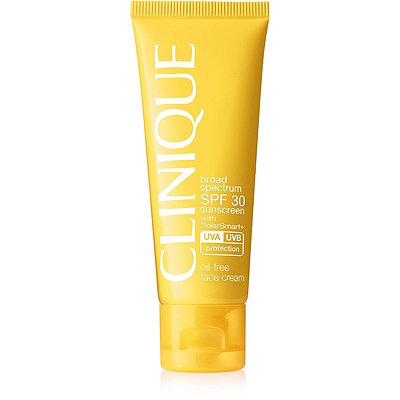 Broad Spectrum SPF 30 Sunscreen Oil-Free Face Cream