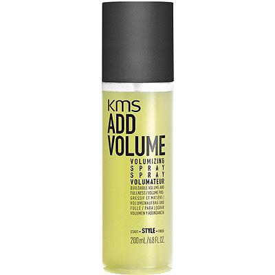 KmsADDVOLUME Volumizing Spray