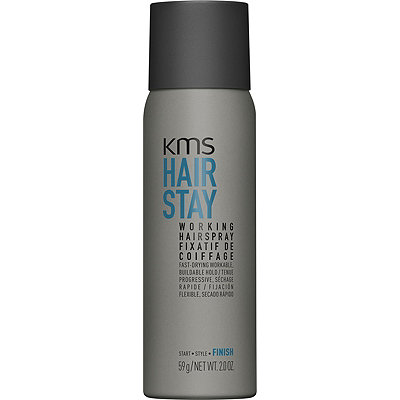 Kms Travel Size HAIRSTAY Working Hairspray
