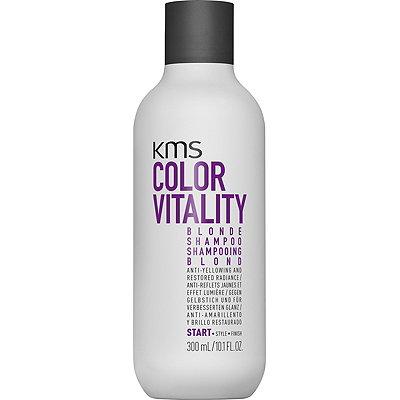 KmsCOLORVITALITY Blonde Shampoo