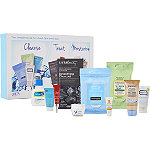Cleans%2C Treat and Moisturize Skin Care Sample Box
