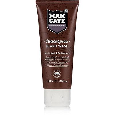 ManCaveOnline Only Blackspice Beard Wash