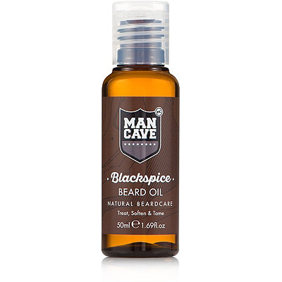 ManCave Online Only Blackspice Beard Oil