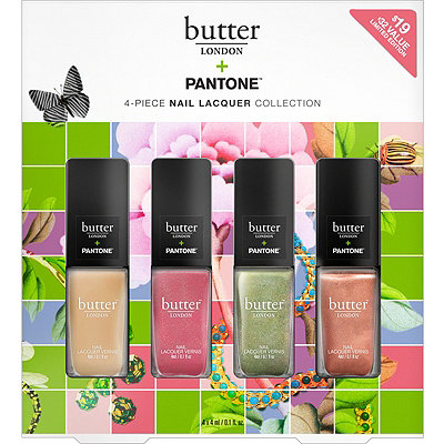 Butter LondonRenew Pantone Color of the Year 2017 Collection