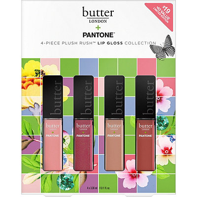 Butter London Restore Pantone Color of the Year 2017 Collection
