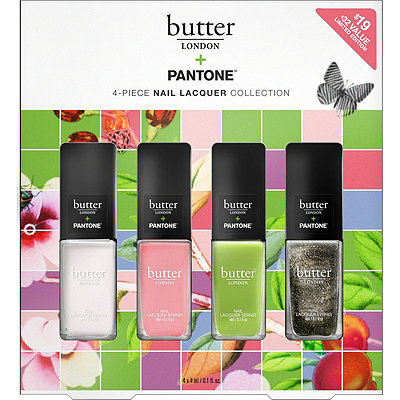 Butter LondonRefresh Pantone Color of the Year 2017 Collection