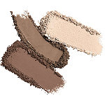 CoverGirl Eyebrow Brow Powder Kit Rich Brown