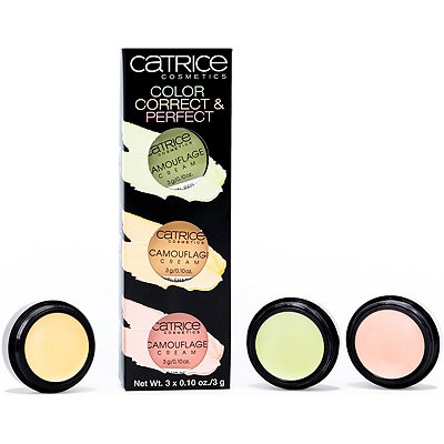 Catrice Color Correct %26 Perfect Trio Pack