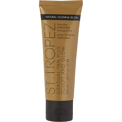 FREE Deluxe Sculpt & Glow w/any $20 St. Tropez purchase