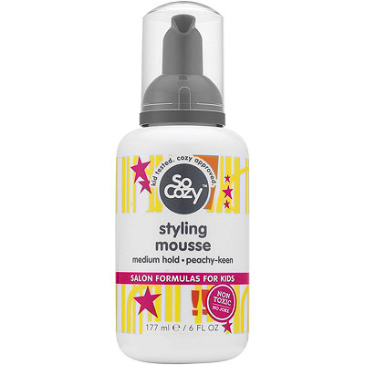 SoCozy Online Only Behave Styling Mousse Medium Hold