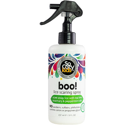 SoCozyOnline Only Boo! Lice Scaring Leave-In  Spray