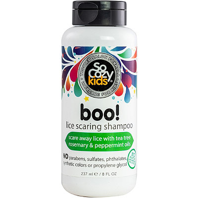 Online Only Boo! Lice Scaring Shampoo