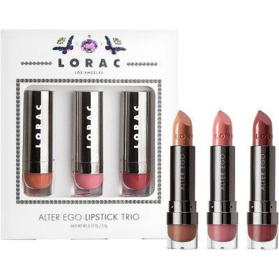 LoracAlter Ego Lipstick Trio