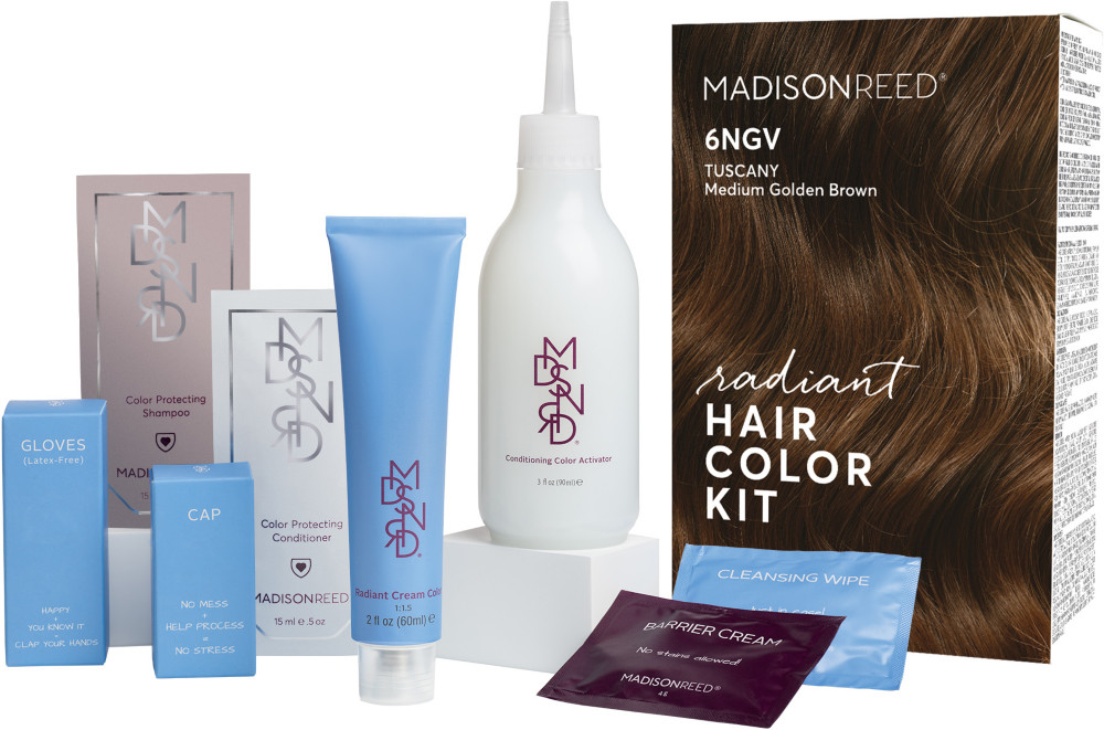 madison reed radiant hair color kit
