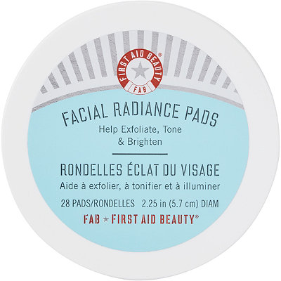 First Aid BeautyTravel Size Facial Radiance Pads