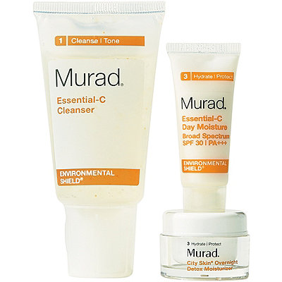 MuradFREE deluxe Daily Detox Essentials Gift w/any $75 Murad purchase