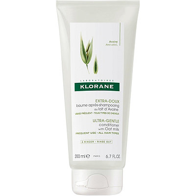 Klorane Ultra-Gentle Conditioner with Oat Milk
