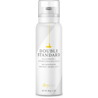 Travel Size Double Standard Cleansing + Conditioning Foam