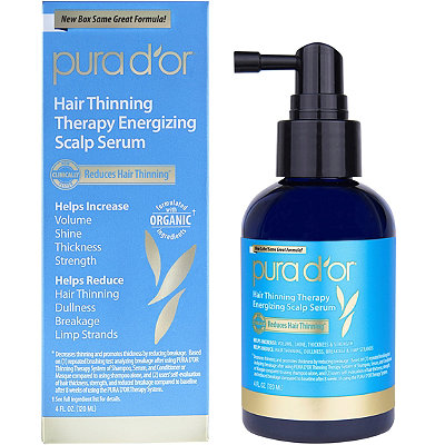 Pura d'orOnline Only Hair Loss Prevention Therapy Energizing Scalp Serum