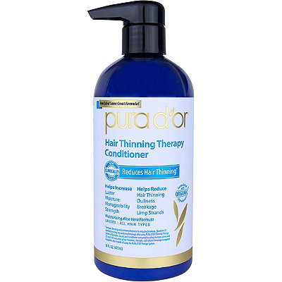 Pura d'orOnline Only Hair Loss Prevention Therapy Conditioner
