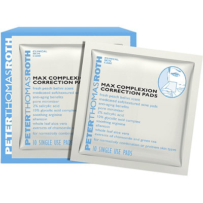 Travel Size Max Complexion Correction Pads