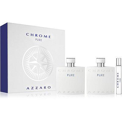 AzzaroChrome Pure Sr. Gift Set