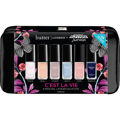 Butter London Online Only C%27est La Vie Project Runway Jr Set