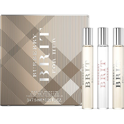 Burberry FREE Brit Purse Spray Trio w%2Fany large spray Burberry Brit purchase