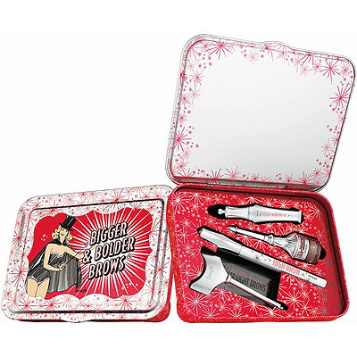 Benefit Cosmetics Bigger %26 Bolder Brow Kit