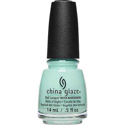 China Glaze Online Only Summer Reign Collection