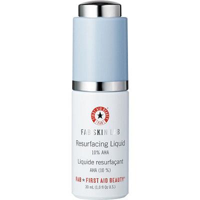 First Aid BeautyFAB Skin Lab Resurfacing Liquid AHA 10%
