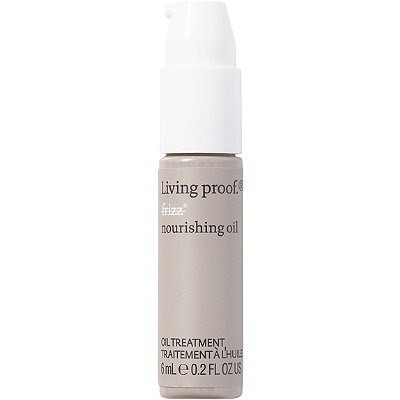 FREE No Frizz Nourishing Oil w/any $26 Living Proof purchase