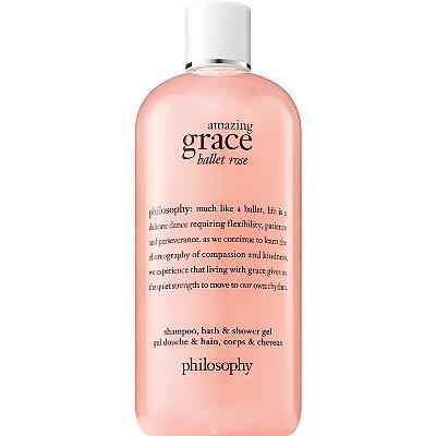 Amazing Grace Ballet Rose Shampoo, Bath & Shower Gel