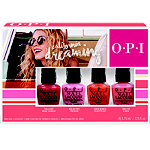 California Dreaming 4 Pc Mini Set