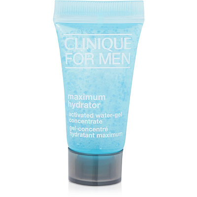 CliniqueFREE deluxe sample Maximum Hydrator w/any Clinique for Men purchase