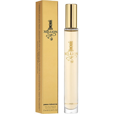 Paco Rabanne Online Only FREE 1 Million Travel Spray w%2Fany large spray 1 Million purchase