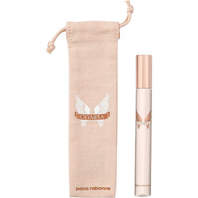 Paco Rabanne Online Only FREE Olympea travel spray w%2F any large spray Olympea purchase