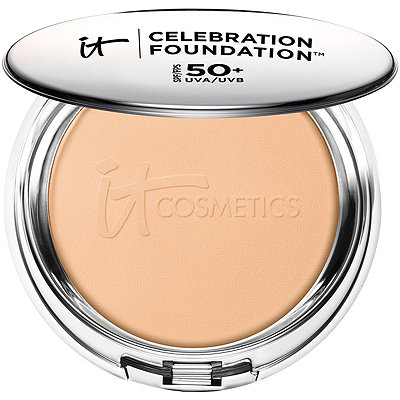 Celebration Foundation with SPF 50+