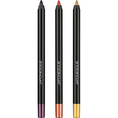 Japonesque ColorVelvet Touch Metals Eye Pencil Set
