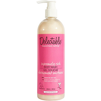 Delectable Online Only Supremely Rich Body Wash