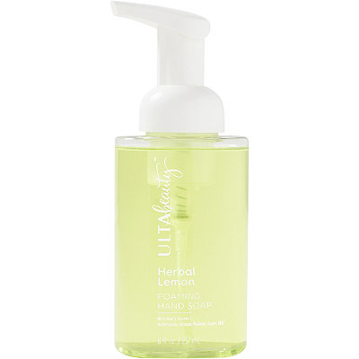 ULTA Herbal Lemon Foaming Hand Soap