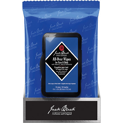 Jack BlackAll-Over Wipes for Face & Body