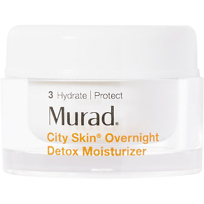 Murad FREE deluxe City Skin Overnight Detox Moisturizer w%2Fany %2455 Murad purchase