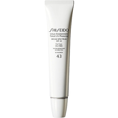 Shiseido Online Only Urban Environment Tinted UV Protector Broad Spectrum SPF 43