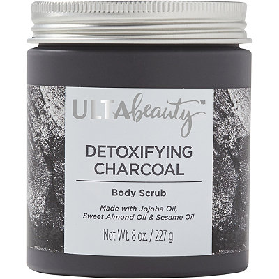 Detoxifying Charcoal Body Scrub