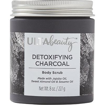 ULTADetoxifying Charcoal Body Scrub