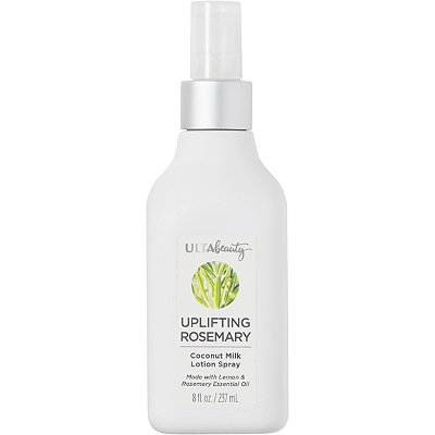 ULTA Uplifting Rosemary Coconut Milk Lotion Spray